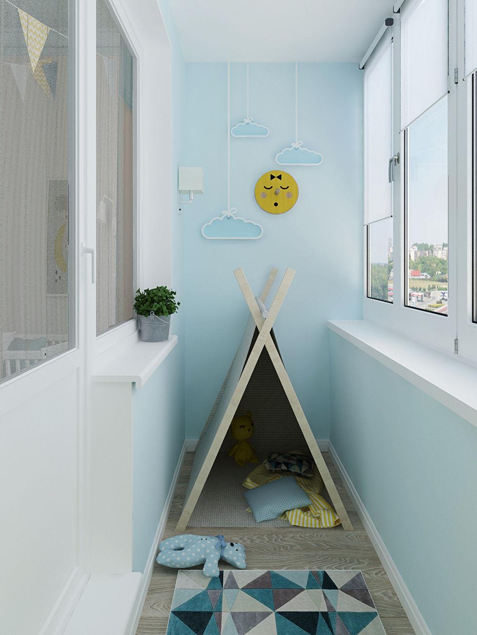 Детская комната - 3-х комнатная квартира, ульяновск - trimio.