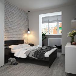 дизайн спальни в скандинавском стиле фото интерьеры идеи для
