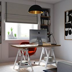 Гостиная-спальня 18 квадратов дизайн фото: интерьер