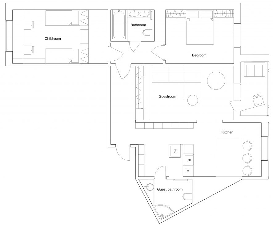 Apartament For Four - фото 20